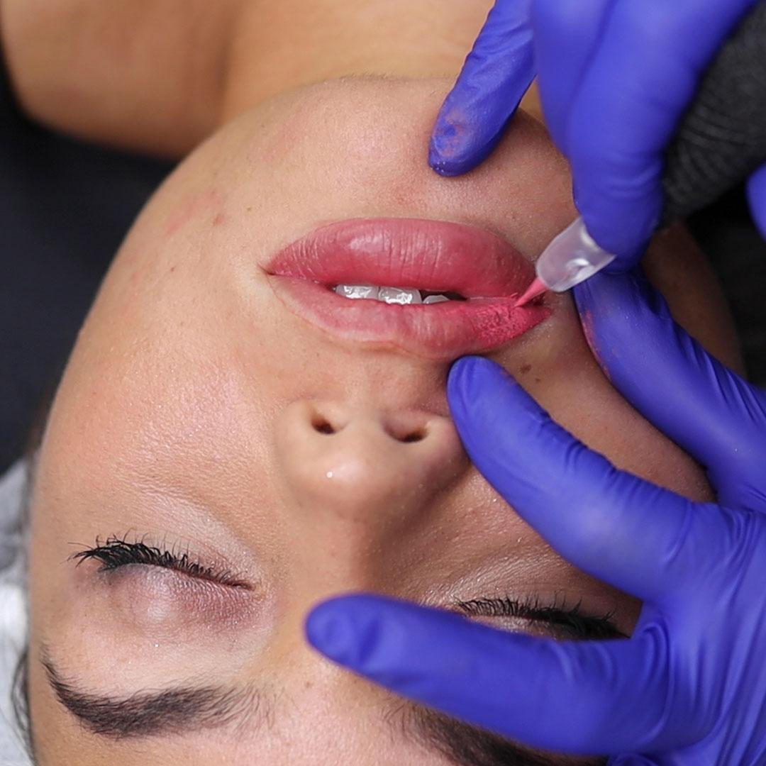 Online lip pigmentatie cursus