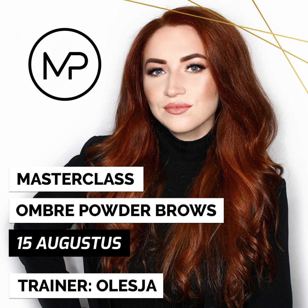 masterclass powder brows